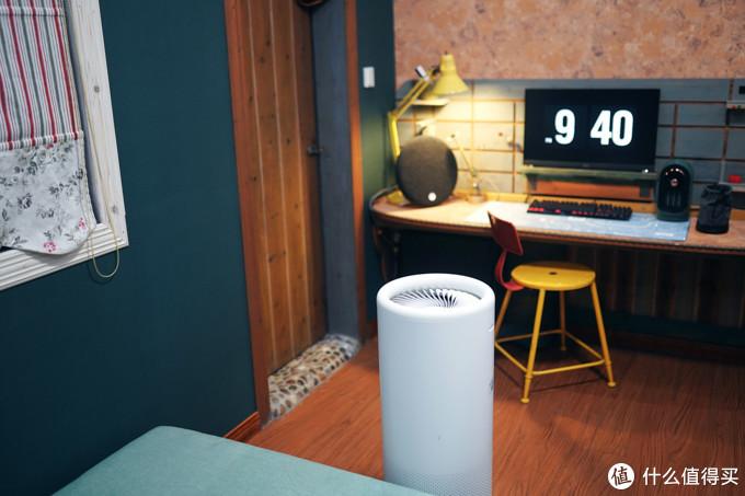 关注呼吸健康,提升生活品质,LIFAair LA500空气净化器