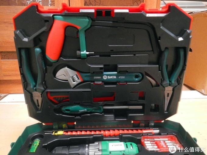 会唱歌的实用工具箱——世达88件实用工具组套(高配纪念版)