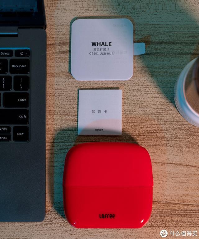 萌妹macbook用户的扩展坞最佳选择,7个外接口,好看功能且丰富