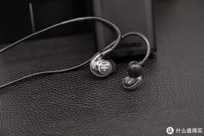 纯真听感无杂质,舒尔KSE1200静电耳机开箱简评