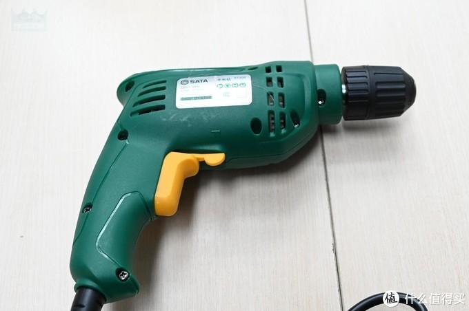 这款世达手电钻能够帮你轻松拆装维修各种家居产品