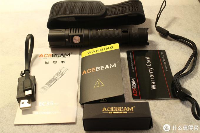 ACEBEAM EC35二代使用体验