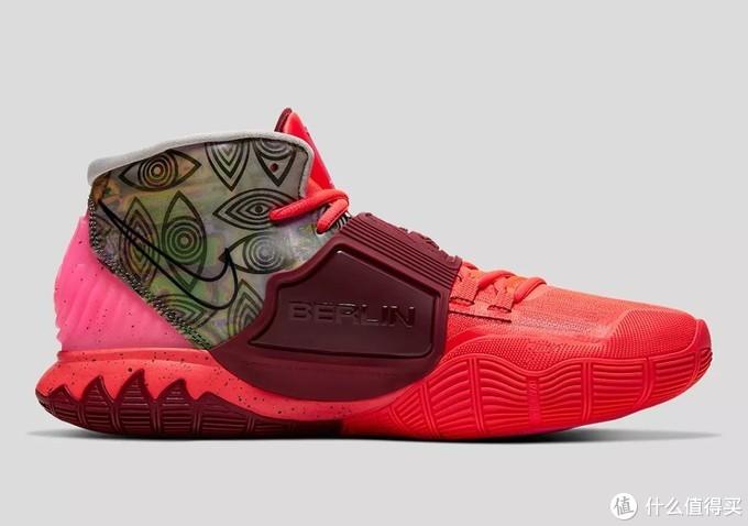 11双Nike Kyrie 6 Pre-Heat即将面世!顺便蹭了波双十一的热度?
