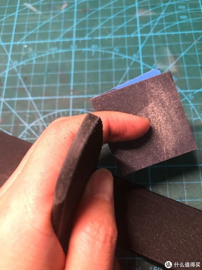 正正经经的手工皮带制作教程