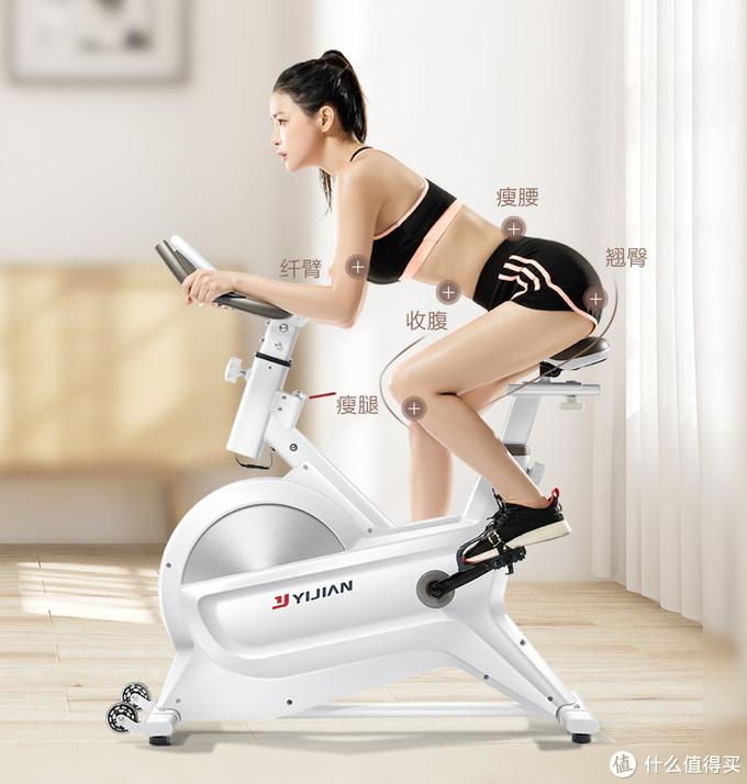 看剧or运动,两样都要!不要脂肪肝,入门好选择,亿健动感单车D8