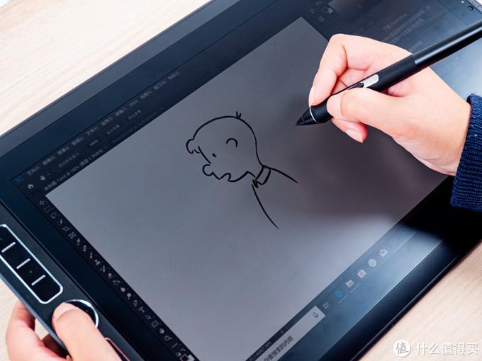 Wacom MobileStudio Pro 16绘画体验