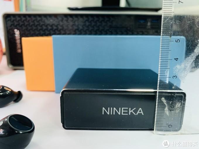 带充电宝的蓝牙耳机!记国货之光NINEKA南卡无线蓝牙耳机