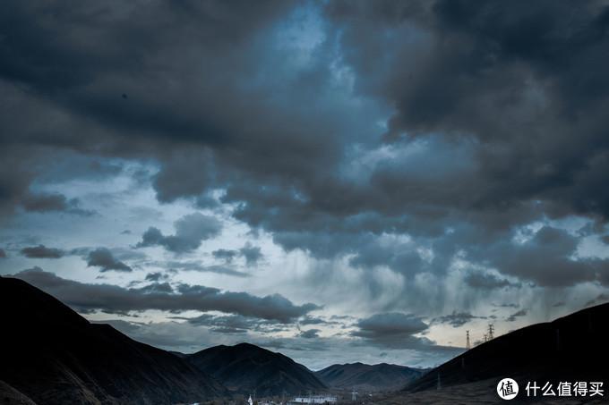 新都桥贡嘎雪山观景台