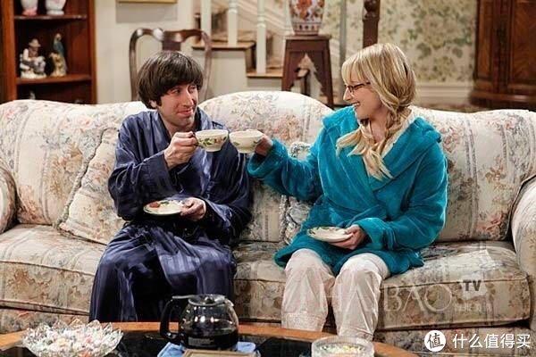 看似花心猥琐 实则专一又顾家的Howard 与Bernadette 升级成了爸爸妈妈