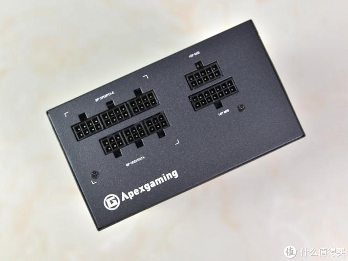金牌认证,安静高效,艾湃电竞AJ-650M金牌全模组电源体验