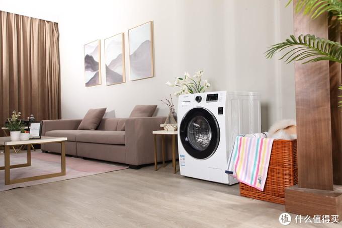 """""""快进""""洗衣,三星这台洗衣机能办到!"""