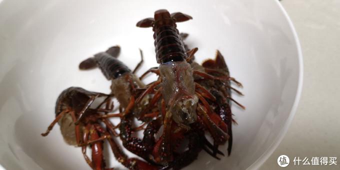 懒癌患者的过季小龙虾