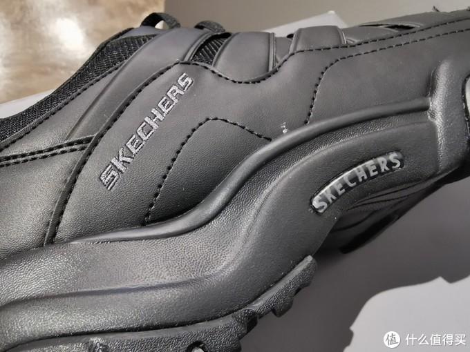时尚又舒服--Skechers D'LITES 2黑色款体验报告