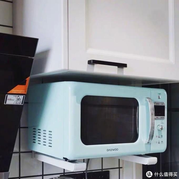 【好物分享】能让烹饪变得简单的大宇迷你复古微波炉