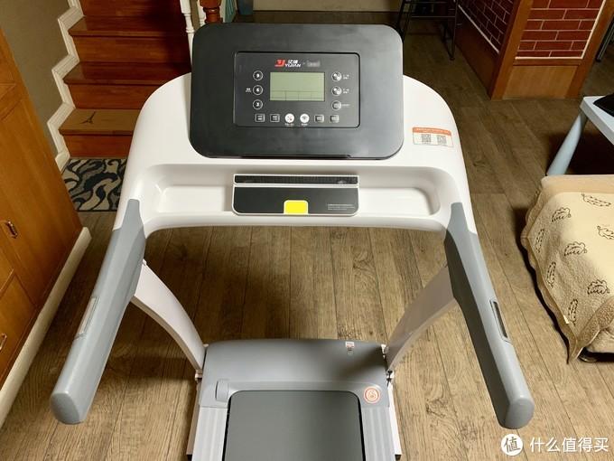 再也不用去健身房啦 亿健精灵ELF智能跑步机试用体验