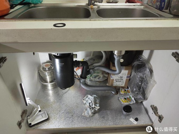 你负责好好吃饭,垃圾我来搞定!—圈厨CD-LJ01垃圾处理器体验记