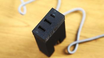 双十一Native Union PD 快充套装体验苹果充电套装(多口输出|15W快充|USB-A接口|充电速度)