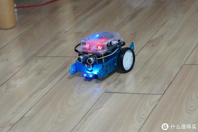 让小孩子学会动手创造,培养理性思维:童心制物(MakeBlock)mBot 儿童编程机器人感受分享