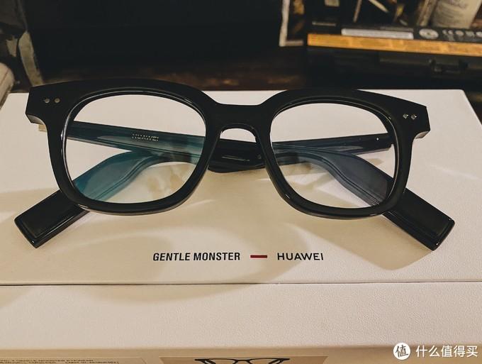 华为 X Gentle Monster 光学眼镜 附真人秀