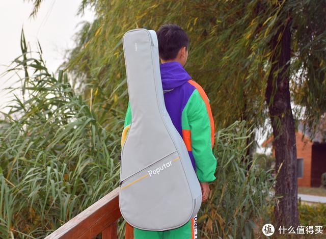 弹唱一定要学好,买一把Poputar 智能吉他做校园最靓的那个仔