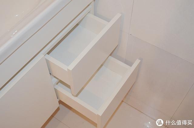 210L超大收纳空间,网购希箭浴室柜,让我家卫生间更加整洁有序