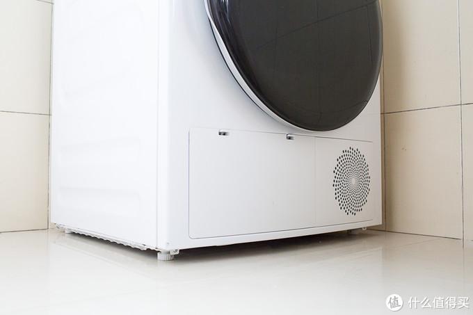 后悔没早买的产品之:美的 热泵式烘干衣机 MH100-H1W晒单
