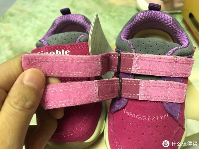 宝宝鞋子之基诺浦机能鞋(六)