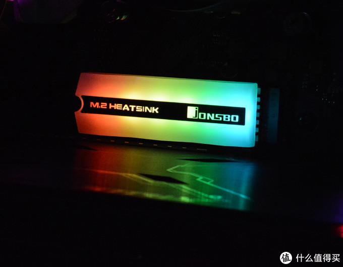 论SSD散热的重要性,两款乔思伯M.2 SSD散热器装机测试