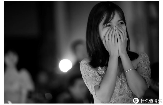 婚礼现场 伴娘的表情
