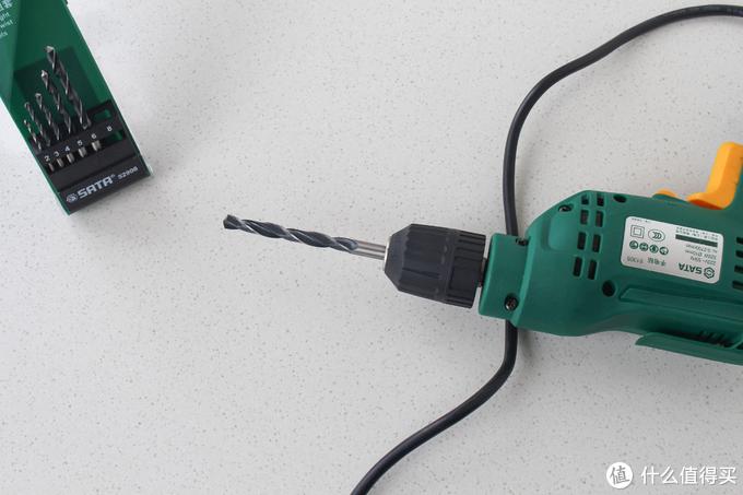 维修工作怎能没有一把趁手的手电钻——世达320W手电钻体验推荐