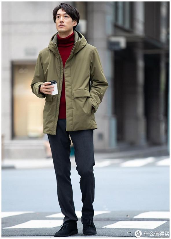 【男装】寒冬实用男装选择