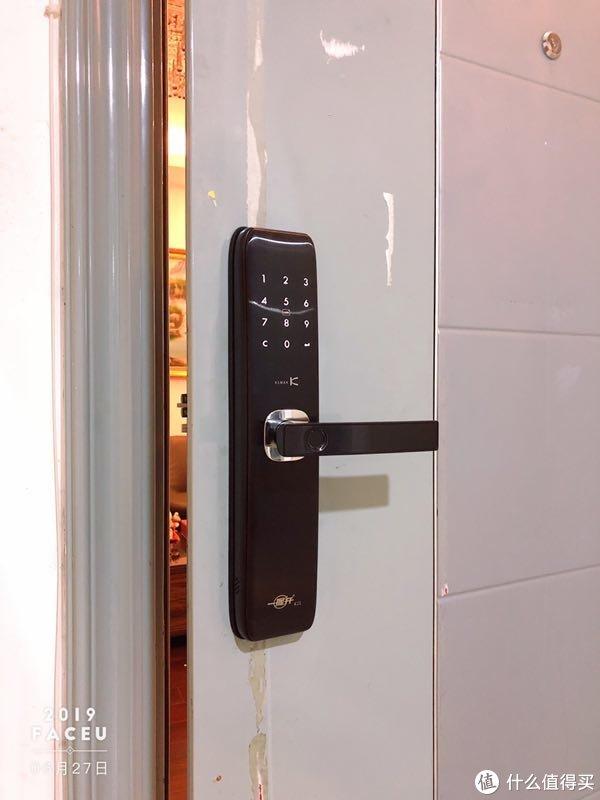 金指码K21智能锁