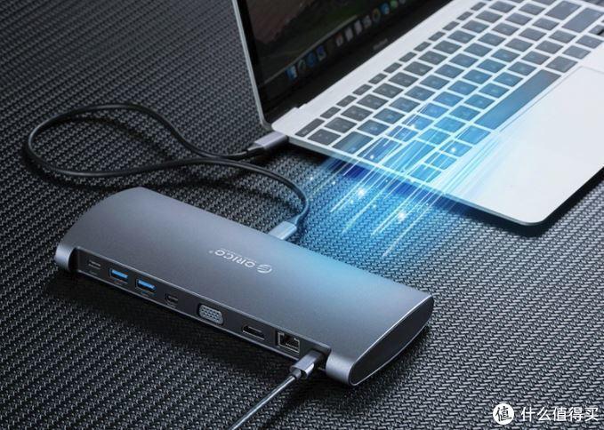 一根线搞定显示器、外设和电源——Type-c扩展坞推荐