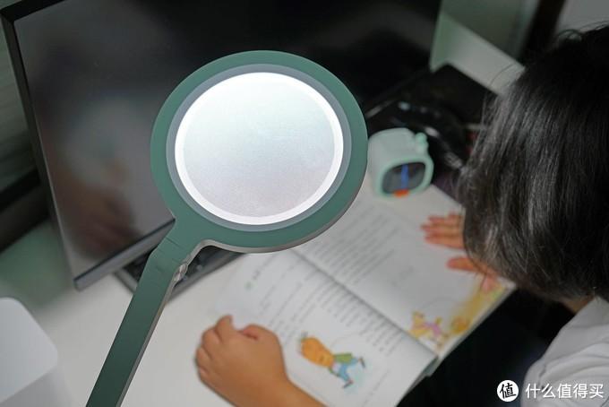 科学实现阅读护眼——达伦立体光源LED护眼台灯