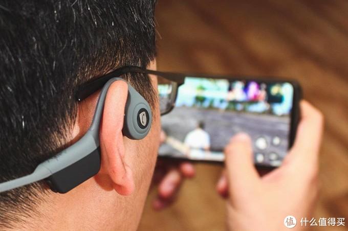 南卡骨传导疾风少年耳机,带你进入耳机的新世界