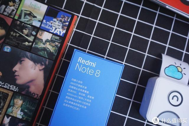 (红米)Redmi Note 8 , 4800万四摄,精致开箱