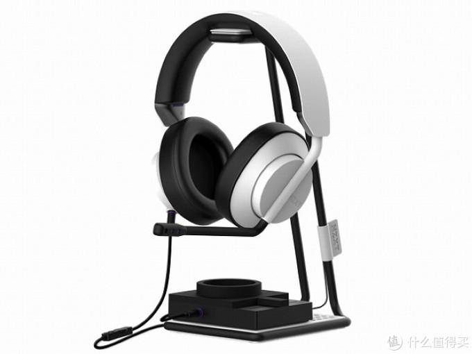 7.1环绕、感应切换音频:机箱品牌NZXT.恩杰 发布 AER 耳机、MXER和STND三件套