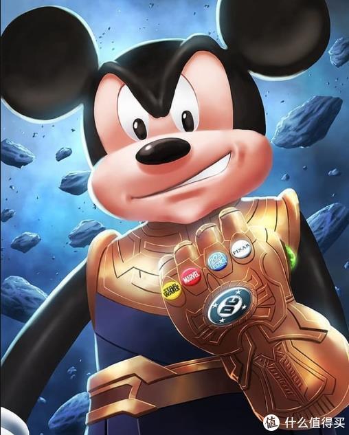 硕鼠硕鼠,宇宙霸主