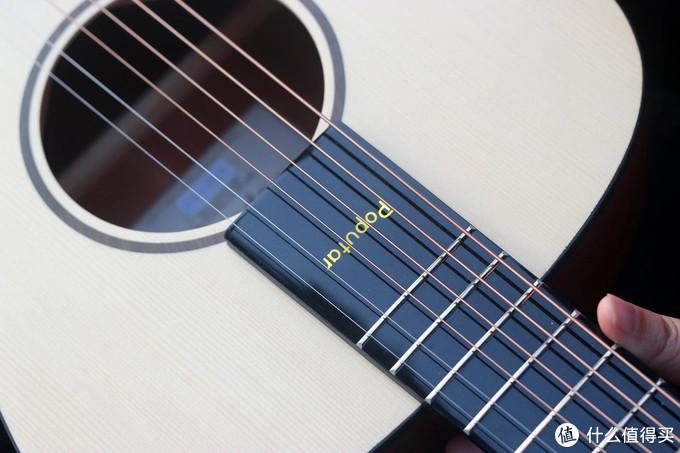 原来,吉他还能这样学!Poputar智能吉他卡马联名款体验