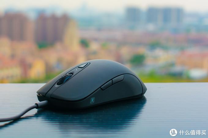 或许Uzi需要这款鼠标?谈谈赛睿的Sensei Ten游戏鼠标