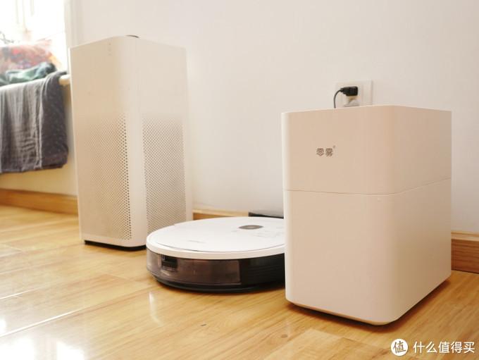 加湿量大,无雾健康,高性价比的零雾蒸发型智能加湿器