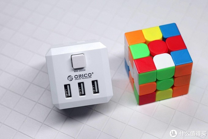 ORICO电小方解决大问题,这套插座买值了