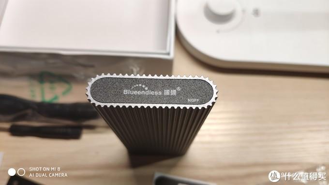 你们玩NVME,我玩NGFF-蓝硕SSD硬盘盒