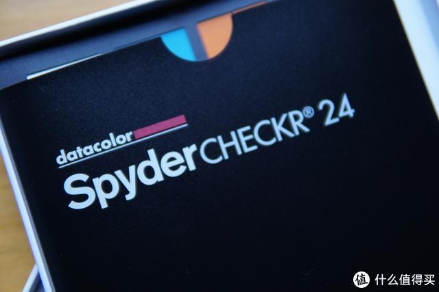 男人的24 色眼影,色彩还原神器德塔 spydercheckr24 试用