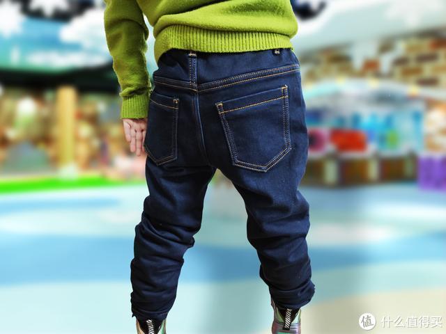 宝宝出行套装,稚行防泼水弹力风衣+发热裤,既有风度又有温度