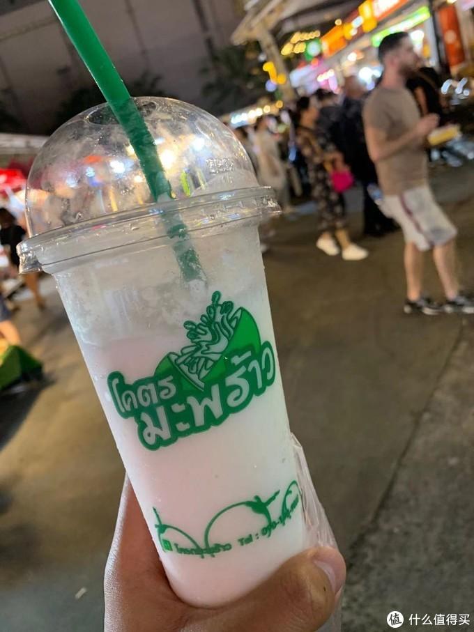超好喝的椰汁沙冰