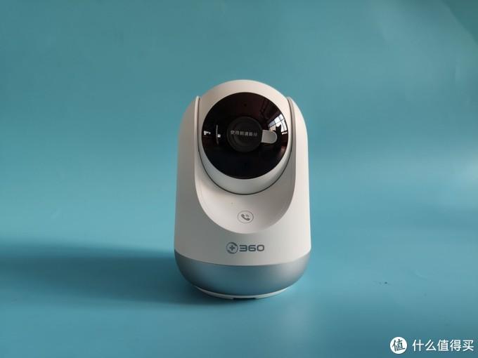 """既能看家护院,又能""""视而不见""""——360智能摄像机AI云台版给你带来全方位的家庭守护体验"""