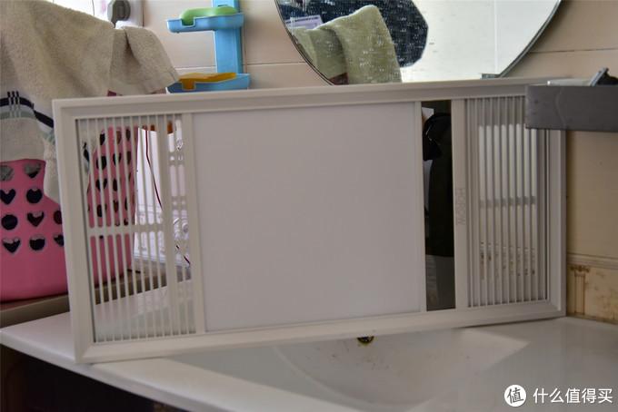 卫生间改造记(二)改浴霸是个大工程