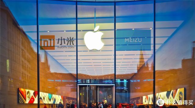 向苹果公司致敬:小米向左,魅族向右