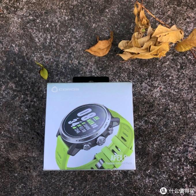 全面更新,超长续航!— 高驰 Coros APEX Pro户外竞速手表